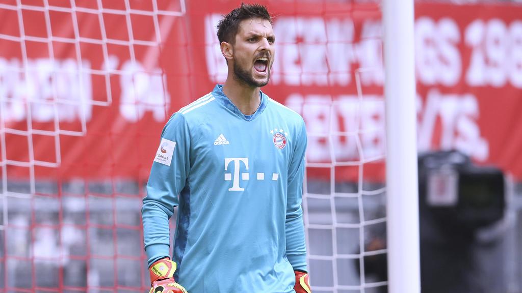 Sven Ulreich könnte Thema bei Hertha BSC werden