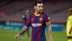 Wechselt Lionel Messi im kommenden Sommer vom FC Barcelona zu Manchester City?