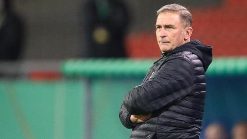 Musste mit der deutschen U21 ein 1:1 im Test gegen Slowenien hinnehmen: Trainer Stefan Kuntz