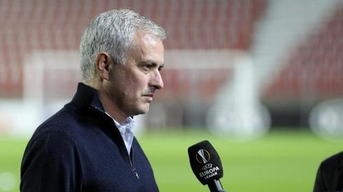 Hat seine Meinung zu Länderspielen während der Corona-Krise: Tottenham-Coach José Mourinho