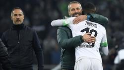 Marcus Thuram lobt seinen Trainer Marco Rose
