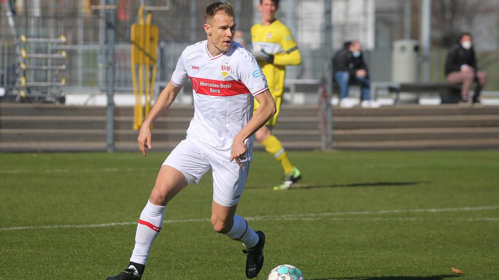 Einst beim FC Bayern, heute in der Regionalliga: Holger Badstuber