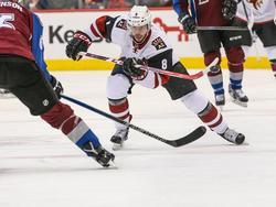 Tobias Rieder - Calgary Flames