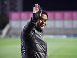 Norio Sasaki ist nicht mehr Trainer der japanischen Frauen-Nationalmannschaft.