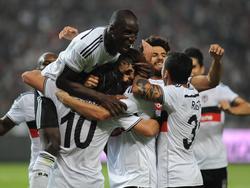 Auf dem Weg zur Meisterschaft: Demba Ba und Beşiktaş