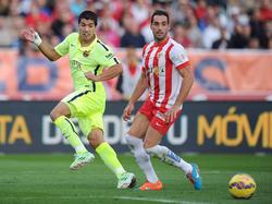 Mit der Einwechslung von Suárez drehte sich das Spiel