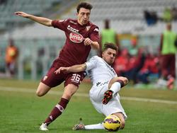 Matteo Darmian (l.) ist zu Manchester United gewechselt