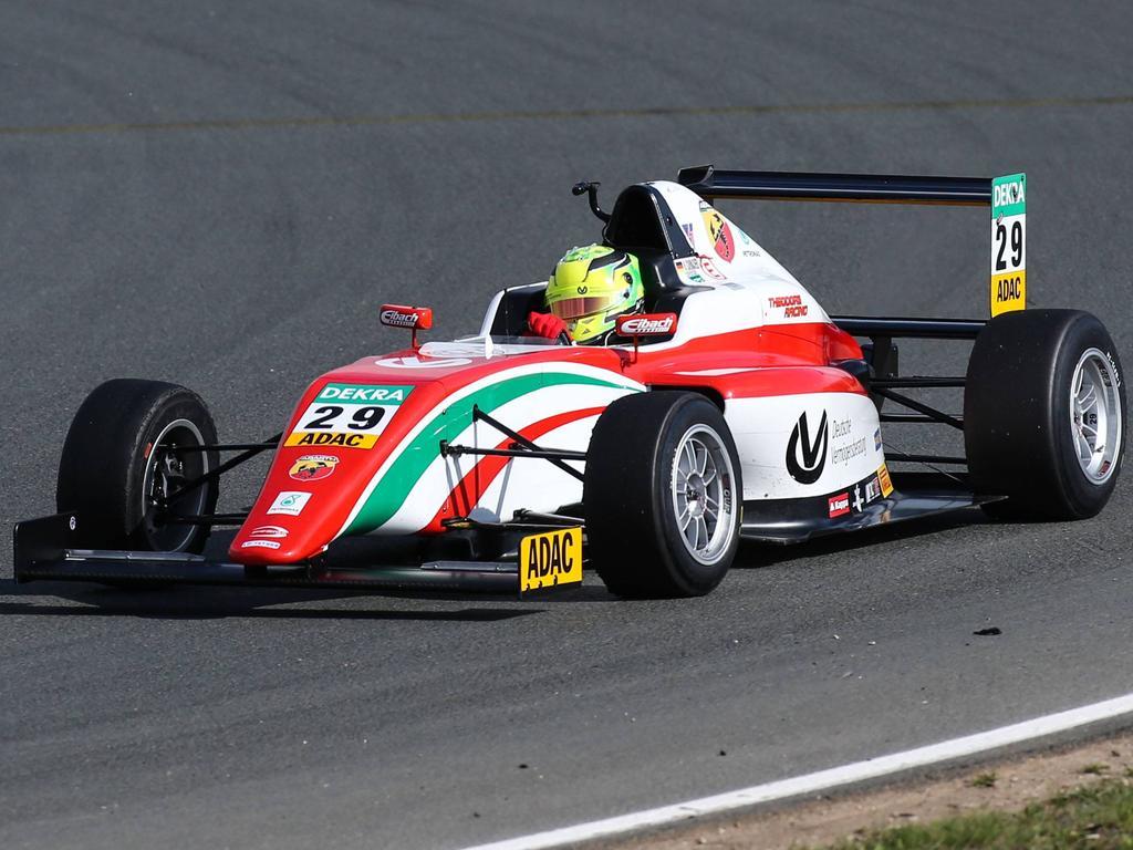 Mick Schumacher fährt auf Rang sechs vor