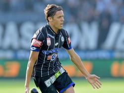 Neuzugang Uroš Matić hat beim SK Sturm voll eingeschlagen