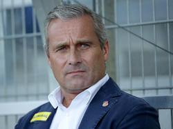 SKN-Sportchef Markus Schupp hofft auf die Trendwende