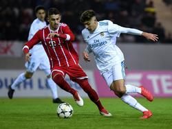 El Real Madrid de Guto se impuso en Múnich por 2-3. (Foto: Imago)