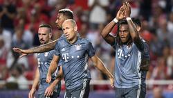 Die deutschen Klubs sammelten fleißig Punkte für die 5-Jahreswertung