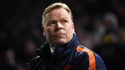 Ronald Koeman führte Oranje zurück in der Erfolgsspur