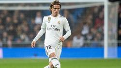 Das Verfahren gegen Luka Modric wurde eingestellt