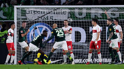 Der VfL Wolfsburg hat auch gegen den VfB Stuttgart gewonnen