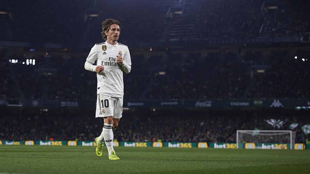 Juventus Turin will sich offenbar um Luka Modric bemühen