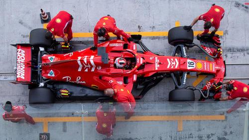 Alle Infos zu den Wintertests der Formel 1: LIVE-Ticker, TV und Stream
