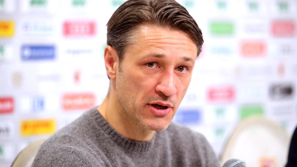 Niko Kovac stellt sich nach dem Champions-League-Aus des FC Bayern