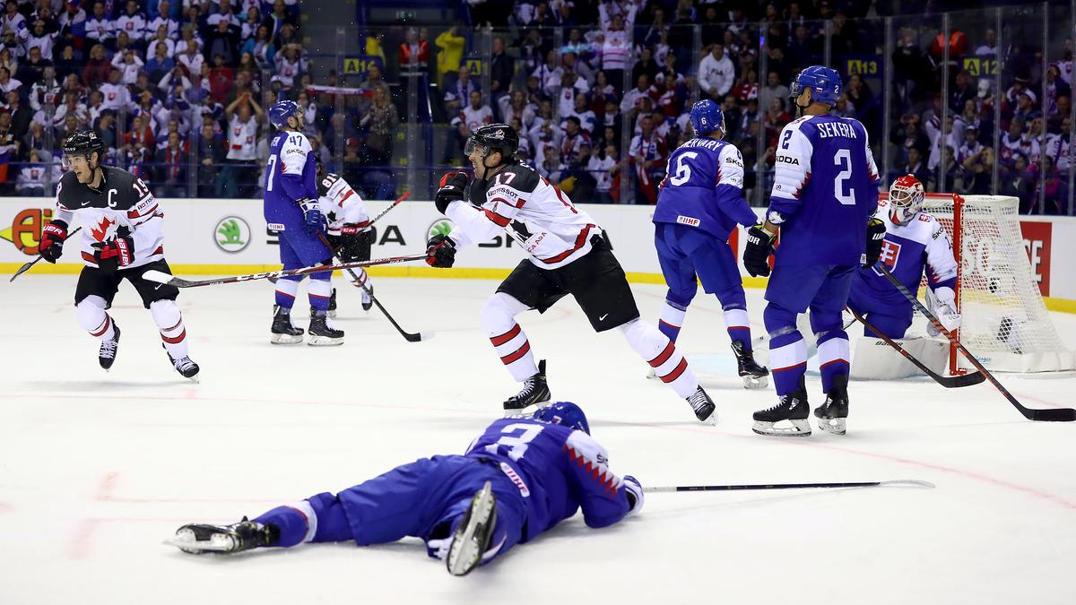 Kanada siegt dank eines Treffers in letzter Sekunde