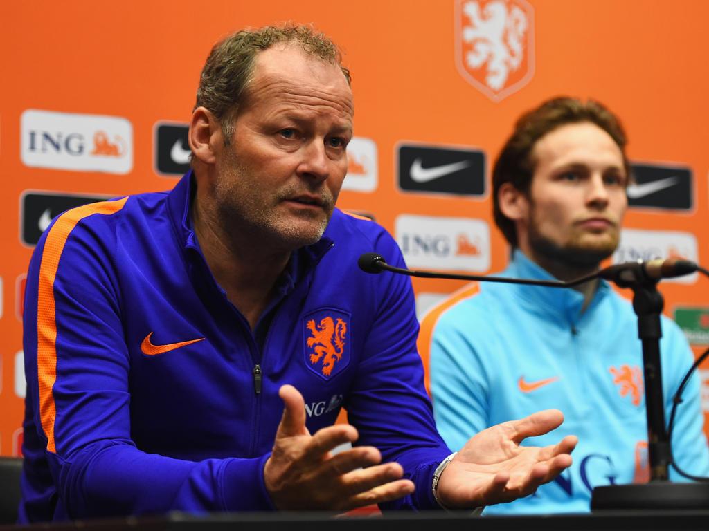 Danny Blind will auch nach 2018 Trainer der niederländischen Nationalmannschaft bleiben