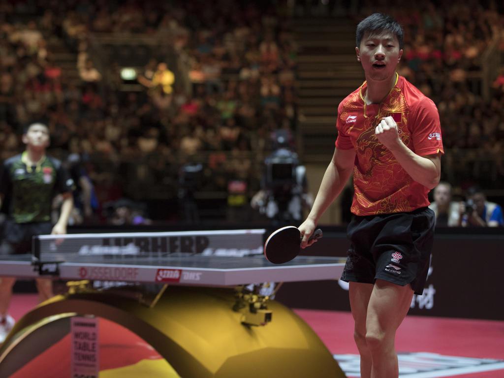 Ma Long ist erneut Weltmeister