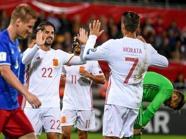 España no tuvo rival desde el minuto 1 de partido. (Foto: Imago)