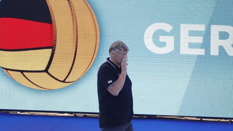 Freut sich auf die erste WM-Teilnahme seit 2013: Bundestrainer Hagen Stamm