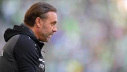 Thomas Doll muss sich mit der Europa League begnügen