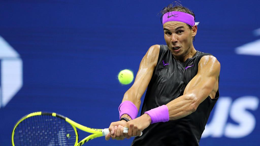 Rafael Nadal gab im Turnier erst einen Satz ab