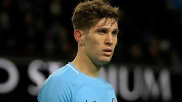 John Stones fehlt Manchester City mehrere Wochen