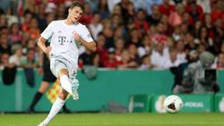 Hoeneß glaubt an eine große Zukunft von Pavard beim FC Bayern