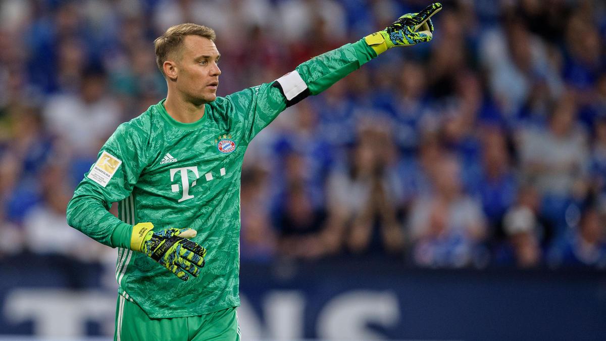 Der FC Bayern will den Vertrag mit Manuel Neuer vorzeitig verlängern
