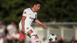 Nicolai Müller wird Eintracht Frankfurt wohl verlassen