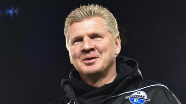 Wird beim KFCUerdingen nicht auf die Trainerbank zurückkehren: Stefan Effenberg