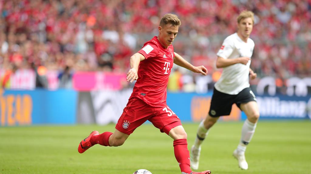 Bundesliga-Spiel Frankfurt gegen Bayern live im Free-TV