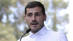 Hat nach seinem Herzinfarkt erstmals wieder trainiert: Iker Casillas