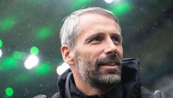 Marco Rose ist mit Borussia Mönchengladbach Tabellenführer