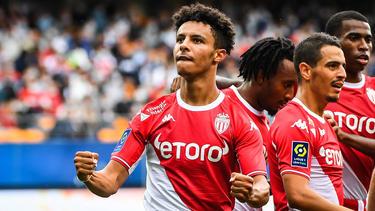 Sofiane Diop erzielte die beiden Treffer für Monaco