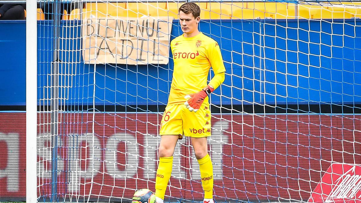Alexander Nübel ist vom FC Bayern nach Monaco ausgeliehen