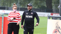 Steffen Baumgart trainiert seit Sommer 2021 den 1. FC Köln