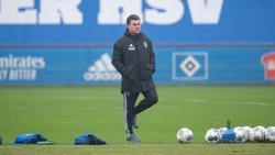 Dieter Hecking coacht derzeit den HSV