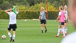 Das EM-Quali-Spiel der Frauen gegen Irland wird ohne Fans ausgetragen