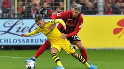 Steht angeblich beim BVB auf dem Zettel: Robin Koch (r.) vom SC Freiburg