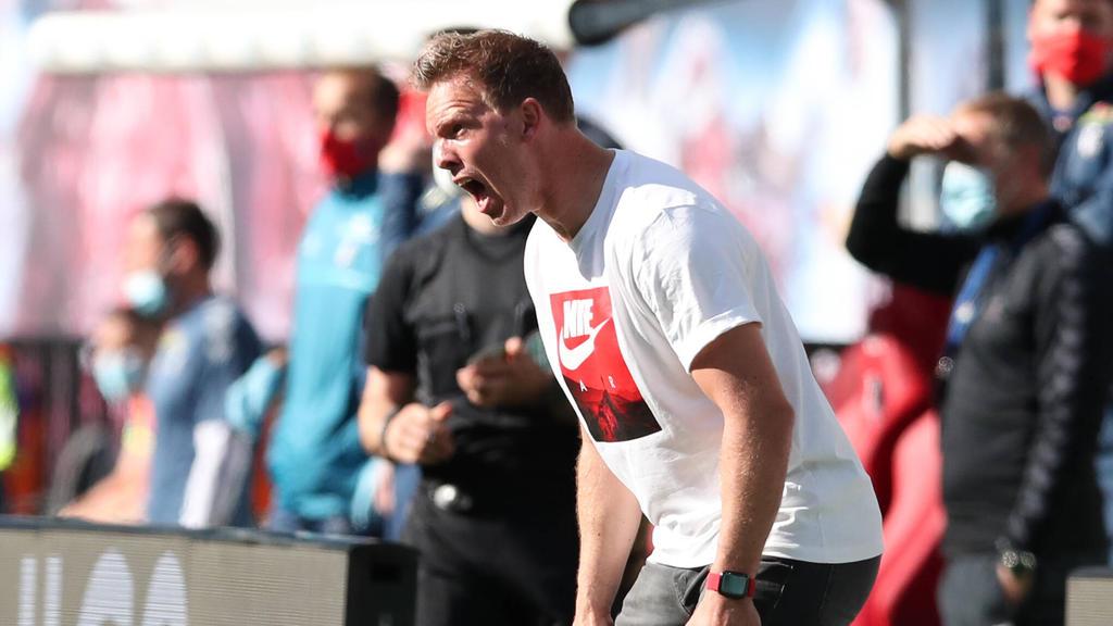 Titelhungrig: Julian Nagelsmann von RB Leipzig
