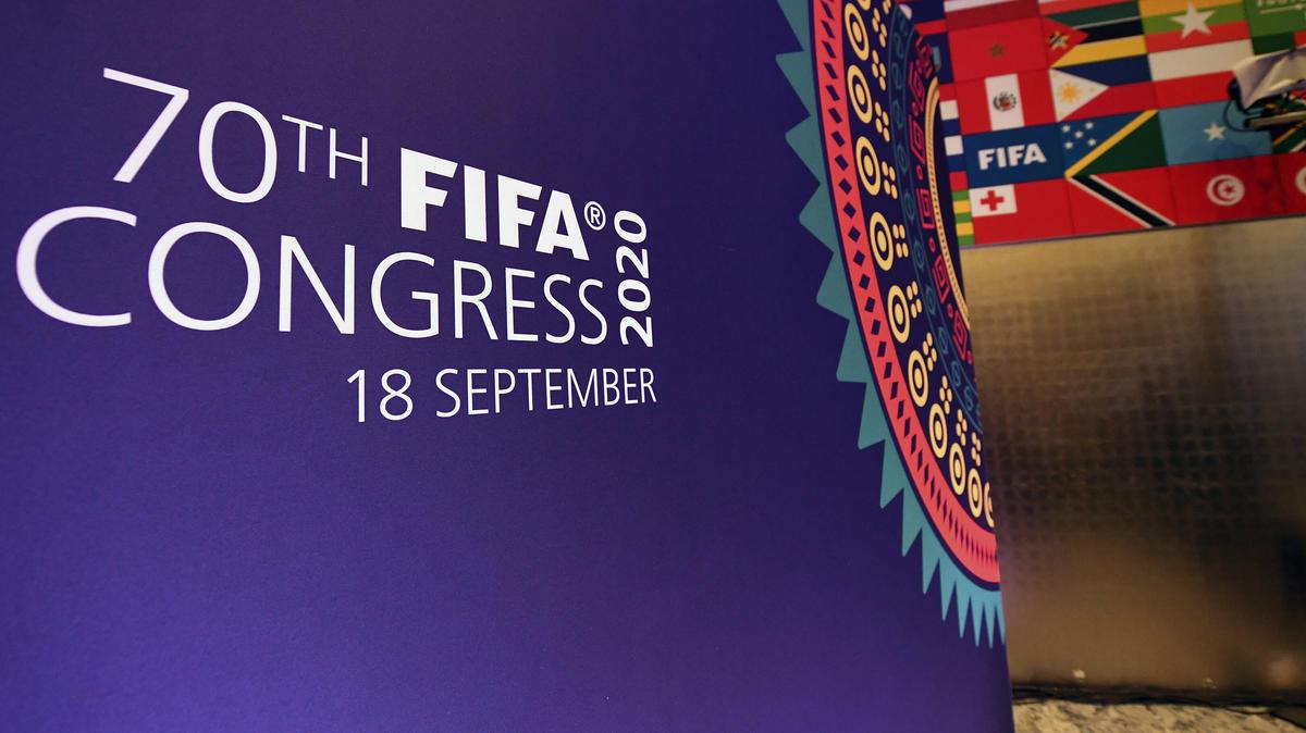 Die FIFA will sich in Paris niederlassen