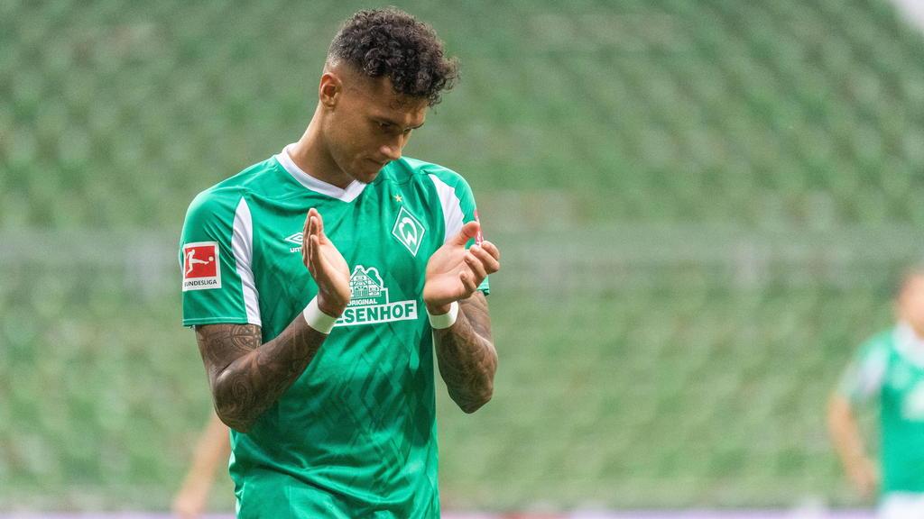 Steht Werder vorerst nicht zur Verfügung: Davie Selke
