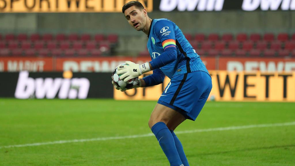 VFL Wolfsburg - TOR: Goen Castels - Hinweis: 2.5