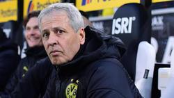 Lucien Favre ist nicht mehr Trainer des BVB