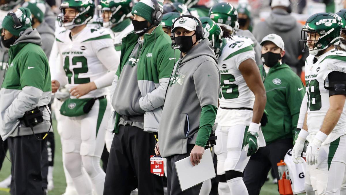 Die New York Jets haben sich in der NFLvon ihrem Trainer getrennt