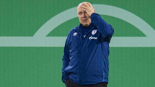 Christian Gross und der FC Schalke 04 scheitern im DFB-Pokal